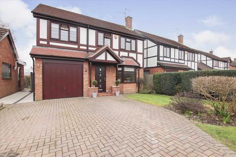 4 bedroom detached house for sale - Belton Park Drive, North Hykeham, North Hykeham