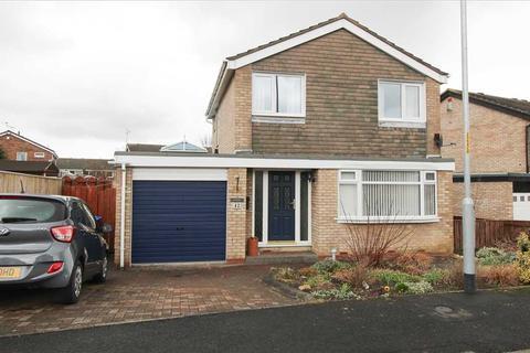 3 bedroom detached house for sale - Oxford Avenue, Eastfield Green, Cramlington