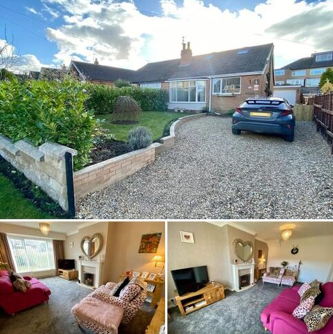 3 bedroom semi-detached bungalow for sale - Clifford Moor Road, Boston Spa, LS23