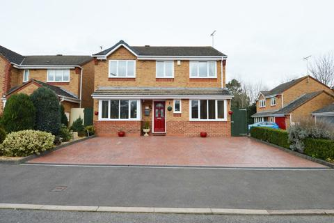 4 bedroom detached house for sale - Chaseside Drive, Rugeley
