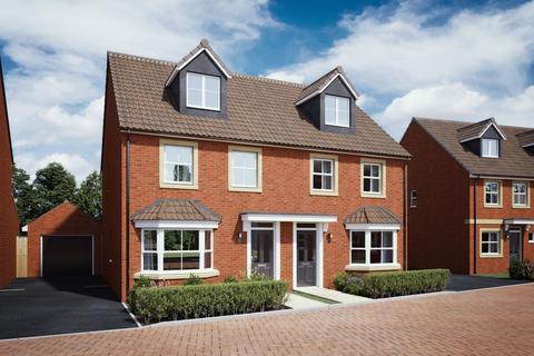 4 bedroom semi-detached house for sale - Wiltshire Drive, Off Bradley Road, Trowbridge