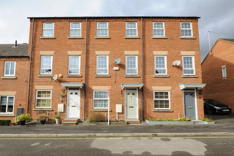 3 bedroom townhouse for sale - Canal Mews, Chesterfield