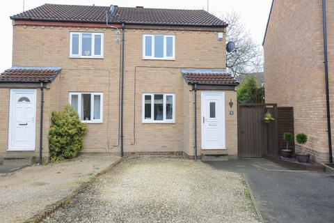 2 bedroom semi-detached house for sale - Tunstall Way, Walton, Chesterfield