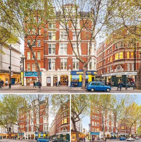 2 bedroom apartment to rent - Charing Cross Road, WC2H