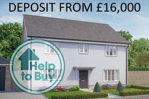 4 bedroom detached house for sale - Victory Fields, School Road, Elmstead Market, Colchester, CO7