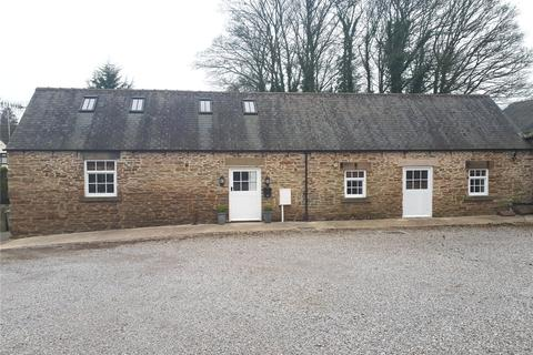 2 bedroom barn conversion to rent - Old Brampton, Chesterfield, Derbyshire