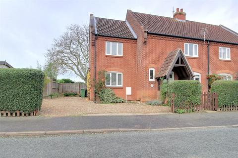 3 bedroom semi-detached house for sale - Reepham Road, Bawdeswell, Dereham, NR20