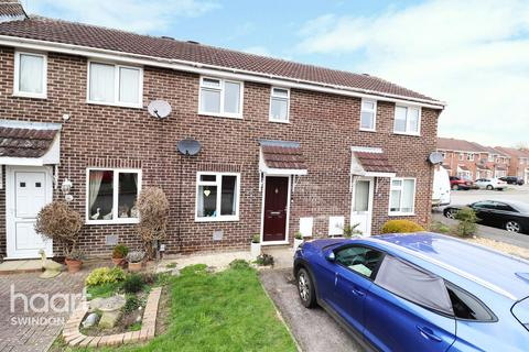 2 bedroom terraced house for sale - Hadleigh Close, Swindon