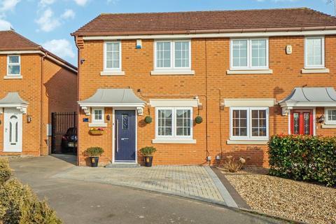 2 bedroom semi-detached house for sale - Sambourne Drive, Shard End