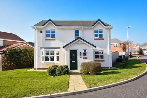 4 bedroom detached house for sale - 23 Orchid Way, South Shore, FY4