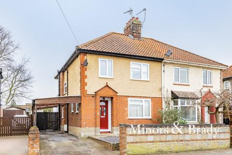 3 bedroom semi-detached house for sale - Angel Road, Norwich
