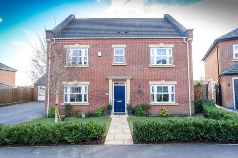 4 bedroom detached house for sale - Smalley Manor Drive, Smalley