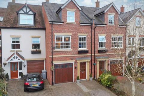 3 bedroom townhouse for sale - Kingbur Place, Audlem, Cheshire