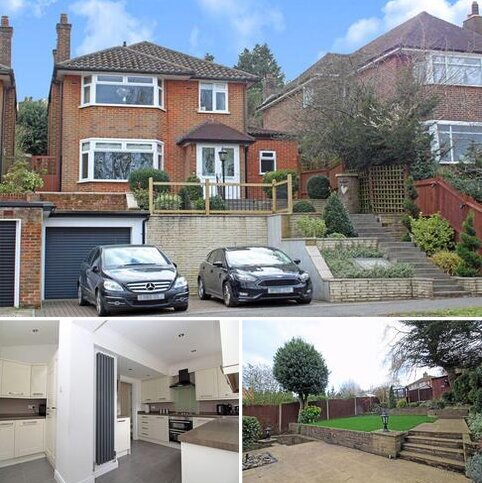 3 bedroom detached house for sale - Mitchley Avenue, Purley, CR8 1DT