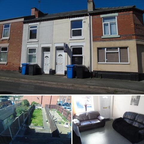 2 bedroom terraced house to rent - Crosby Street, Derby