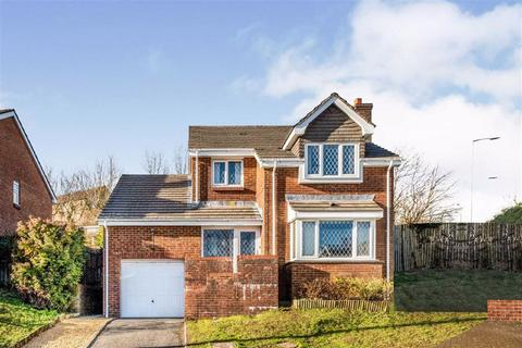 4 bedroom detached house for sale - Huntingdon Way, Sketty