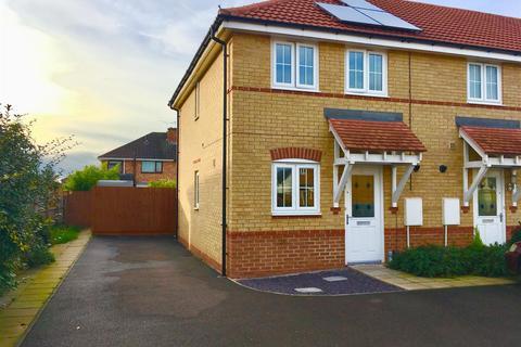 2 bedroom end of terrace house to rent - Perkins Way, Beeston