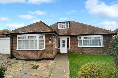 3 bedroom detached bungalow for sale - Rugby Road, Worthing