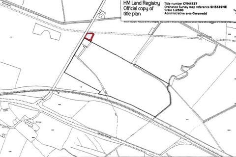 Land for sale - Land Adjoining Former Porthmadog Golf Range