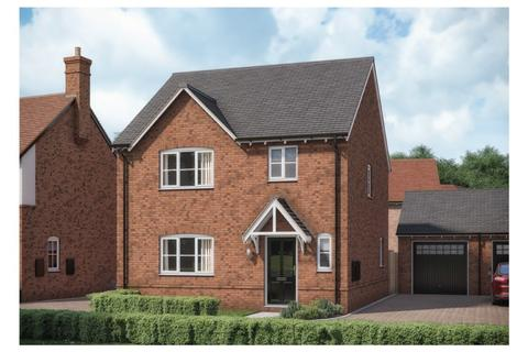 3 bedroom detached house for sale - The Blackbrook, The Green Donington le Heath, Coalville, LE67