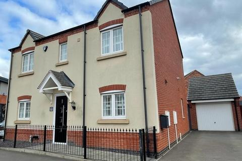 4 bedroom detached house for sale - Samuel Road, Langley Country Park, Derby, DE22