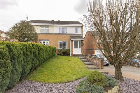 3 bedroom semi-detached house for sale - Herriot Drive, Chesterfield