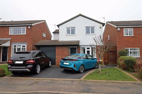 4 bedroom detached house for sale - Norton Drive, Warwick, CV34