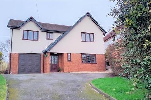 4 bedroom detached house for sale - Pennard Road, Kittle, Swansea
