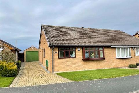 2 bedroom semi-detached bungalow for sale - Top Pingle Close, Brimington, Chesterfield, S43