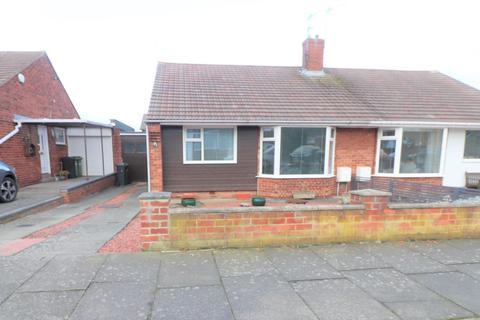 2 bedroom semi-detached bungalow for sale - Leander Avenue, Wansbeck Estate, Stakeford