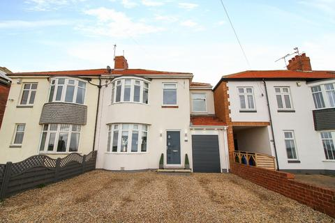 4 bedroom semi-detached house for sale - Marine View, Seaton Sluice, Whitley Bay