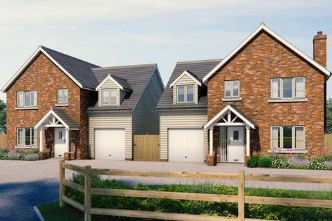 4 bedroom detached house for sale - Harwich Road , Wix, Manningtree, CO11