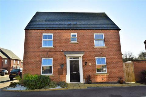 3 bedroom semi-detached house for sale - Bush Road, Kibworth Harcourt