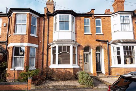 3 bedroom terraced house for sale - Wathen Road, Leamington Spa, CV32