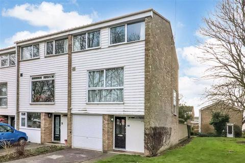 4 bedroom end of terrace house for sale - Greenwood Court, Upper Holly Walk, Leamington Spa, CV32