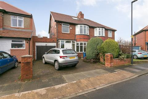 4 bedroom semi-detached house to rent - Beatty Avenue, High West Jesmond, Newcastle Upon Tyne