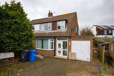 3 bedroom semi-detached house for sale - Ladywell Road, Tweedmouth, Berwick Upon Tweed, TD15