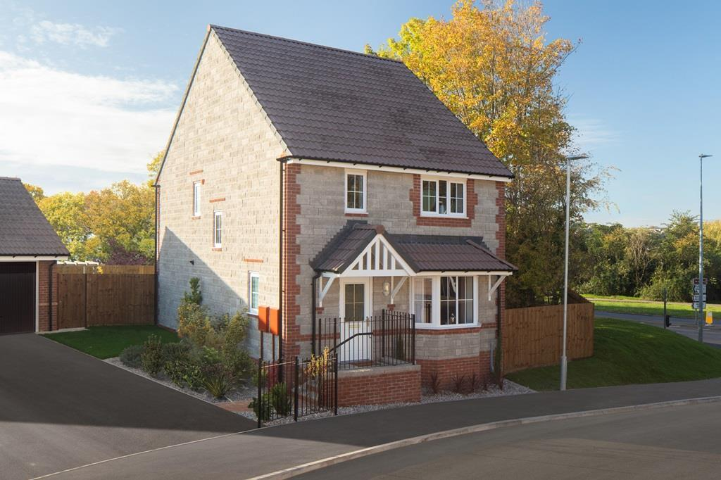 Chesham 4 bed outside view