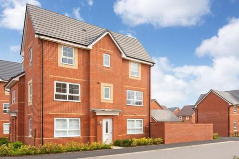 3 bedroom end of terrace house for sale - Plot 160, Brentford at Wigston Meadows, Newton Lane, Wigston, WIGSTON LE18