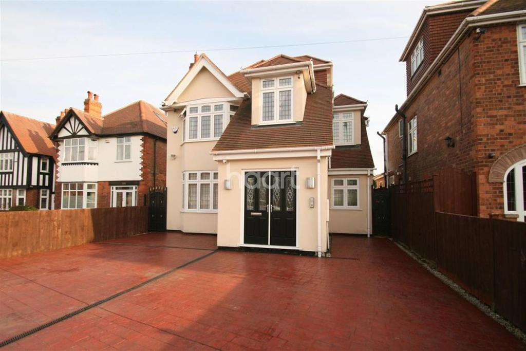 5 Bedrooms Detached House for sale in Loughborough Road, West Bridgford, Nottinghamshire