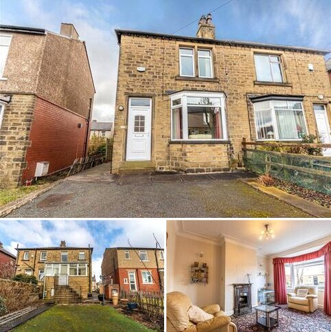2 bedroom semi-detached house for sale - Broomfield Road, Marsh, Huddersfield, West Yorkshire, HD1
