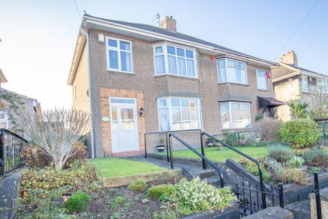 3 bedroom semi-detached house for sale - Monks Park Avenue, Horfield, Bristol, BS7