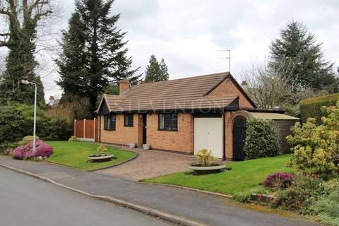 2 bedroom detached bungalow for sale - 13a, Hopstone Gardens, Penn, Wolverhampton, WV4