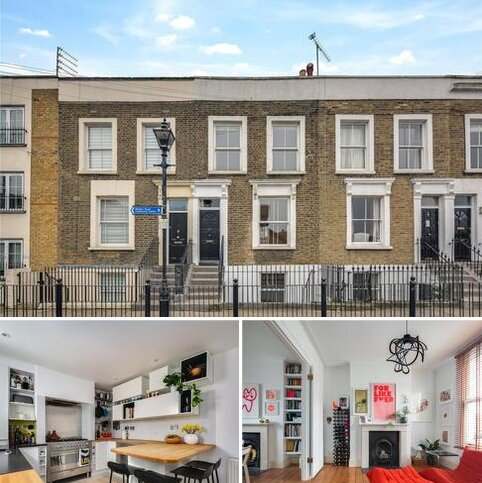 3 bedroom terraced house for sale - Wrights Road, London, E3