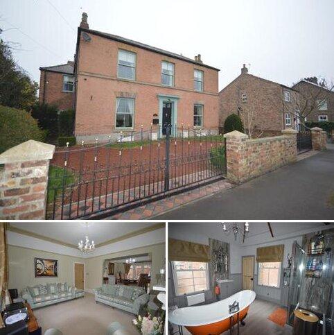 5 bedroom detached house for sale - High Street, West Cowick, Goole