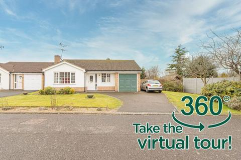3 bedroom detached bungalow for sale - Jackson Close, Market Harborough