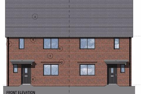 3 bedroom semi-detached house for sale - Plots 1,2,3,4,5,6 Bonneville Place, York Road, Hall Green, Birmingham B28 8NA