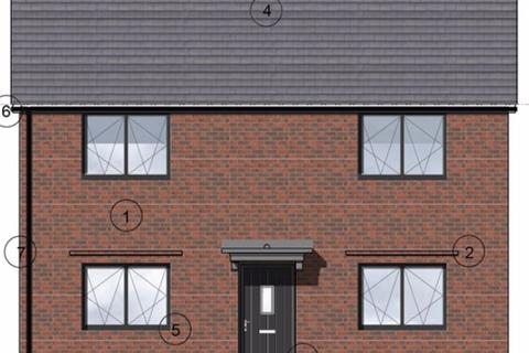 3 bedroom terraced house for sale - Plots 66,68,69,71 Bonneville Place, York Road, Hall Green, Birmingham  B28 8NA