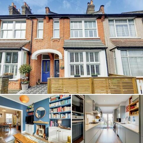 3 bedroom terraced house for sale - Shortlands Gardens, Shortlands, Bromley, BR2