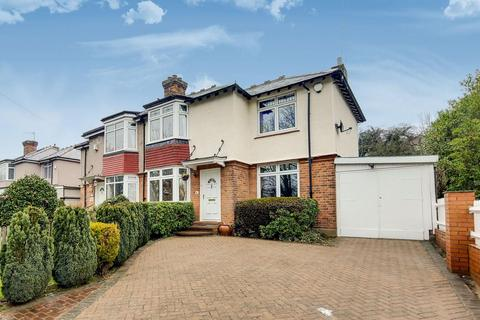 3 bedroom semi-detached house for sale - Calmont Road, Shortlands, Bromley, BR1